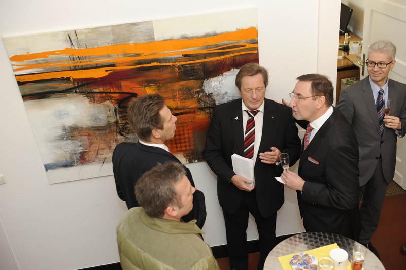 Eröffnung der Kanzlei in Mülheim
